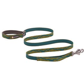 Ruffwear Flat Out Leash, vert/bleu